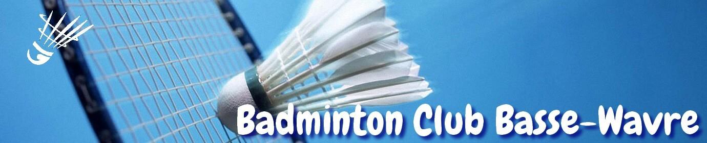 Badminton CLub Basse-Wavre - ASBL
